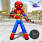 蜘蛛棍人绳索英雄黑手党